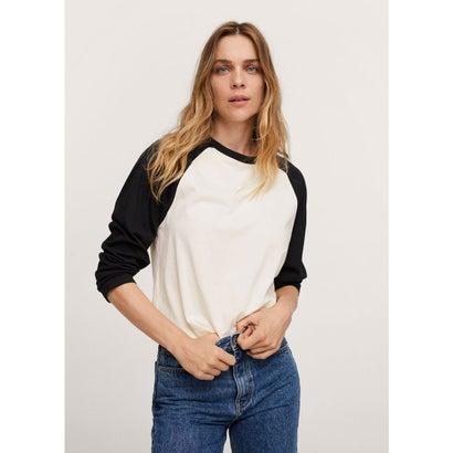 Tシャツ .-- SPFLORA (ブラック)