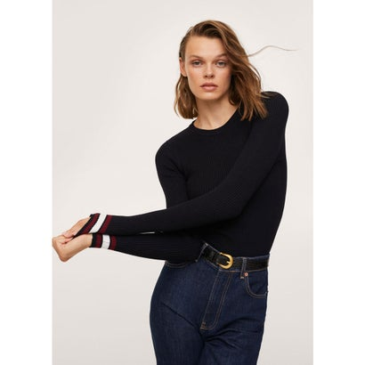 セーター .-- DIARIO (ブラック)