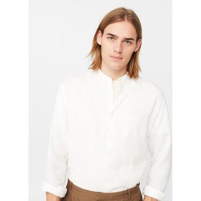 シャツ . BOLAR8 (ホワイト)