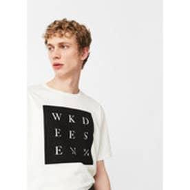 T-シャツ . WEEKEND (ホワイト)