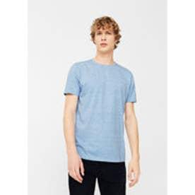 ベーシックTシャツ .-- GURU (ブルー)