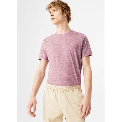 ベーシックTシャツ .-- GURU (ダークレッド)