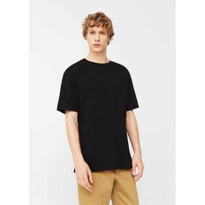 ベーシックTシャツ .-- PALA (ブラック)
