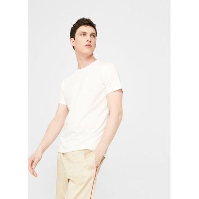 Tシャツ .-- CHERLO (ホワイト)