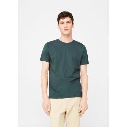 Tシャツ .-- CHERLO (ミディアムグリーン)