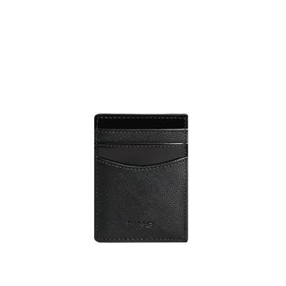 カードケース P-- SAFRAN (ブラック)