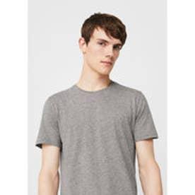 Tシャツ .-- CLASSY (ミディアムグレー)