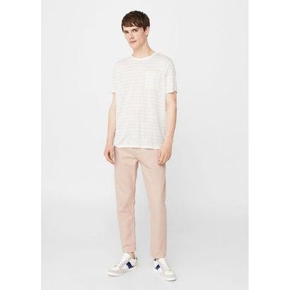 Tシャツ .-- RALIMAN (ナチュラルホワイト)