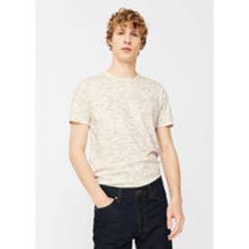 Tシャツ .-- GURU (ナチュラルホワイト)