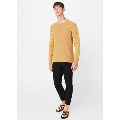 セーター .-- TENC (ミディアムイエロー)