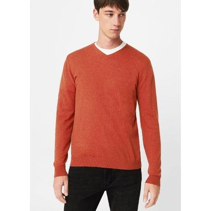 セーター .-- TEN (オレンジ)