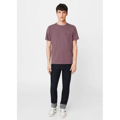 Tシャツ .-- GARE (ミディアムパープル)