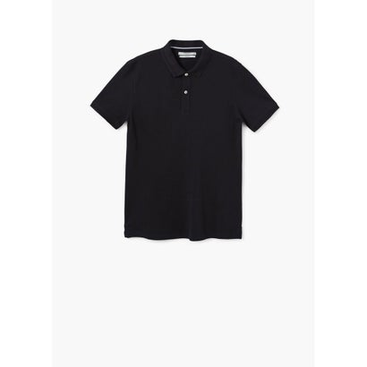 ポロシャツ .-- REA (ブラック)