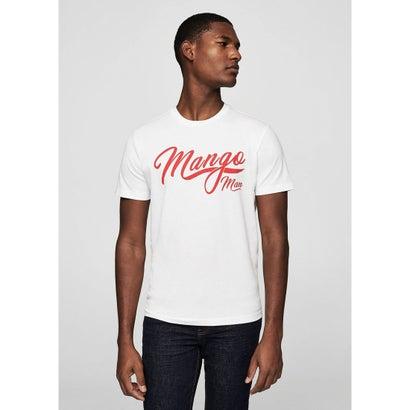 Tシャツ .-- LOGOHE2-H (ホワイト)