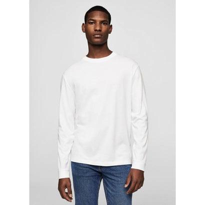 Tシャツ .-- OPTIM (ホワイト)