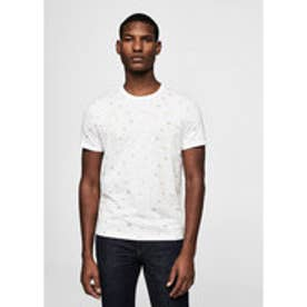 Tシャツ .-- MINIMAL2-H (ホワイト)