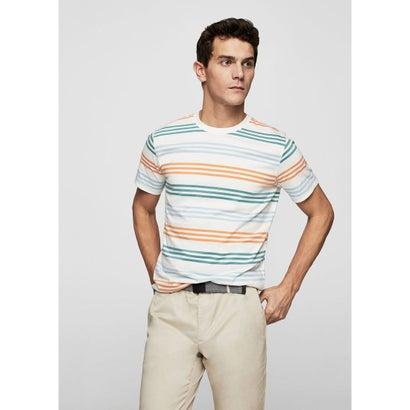 Tシャツ .-- CHELSEAR-H (オレンジ)