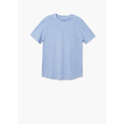 Tシャツ .-- CLASSY2 (パステルブルー)