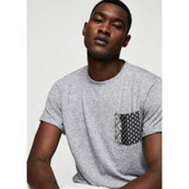 Tシャツ .-- SHIB (グレー)