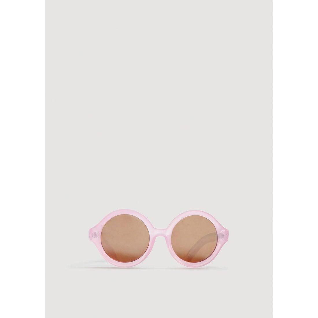 サングラス-ROUND(ピンク)