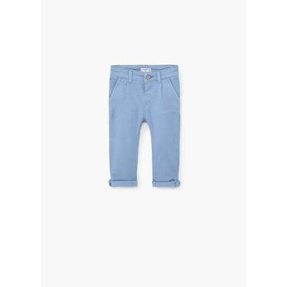 ベビー パンツ . CHINO8 (ブルー)