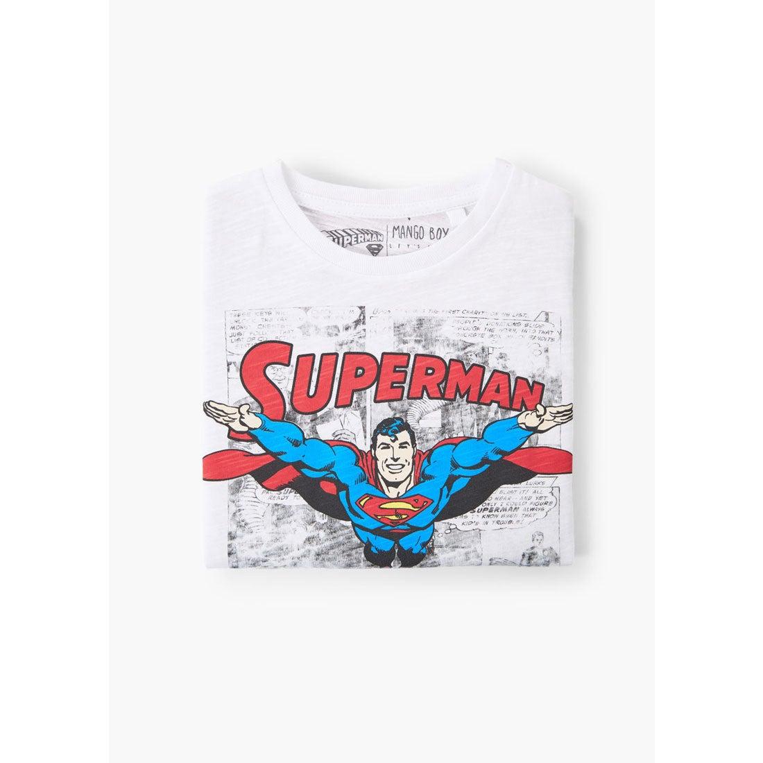 74d847ec6af42 MANGO KIDS T-シャツ . FREEBOY (ホワイト) -アウトレット通販 ...