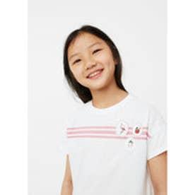 Tシャツ LUISIANA (ナチュラルホワイト)