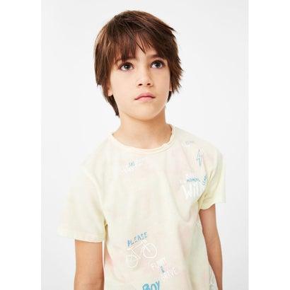 Tシャツ WILD (ブライトイエロー)