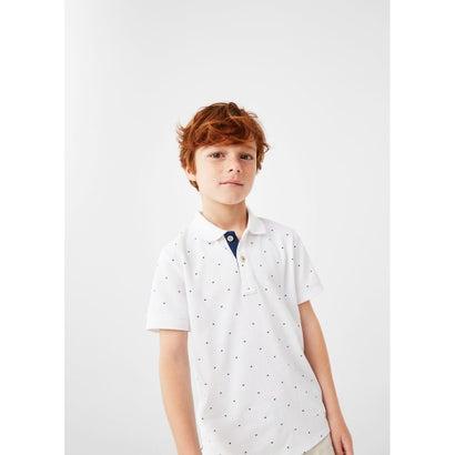 ポロシャツ PIO (ホワイト)