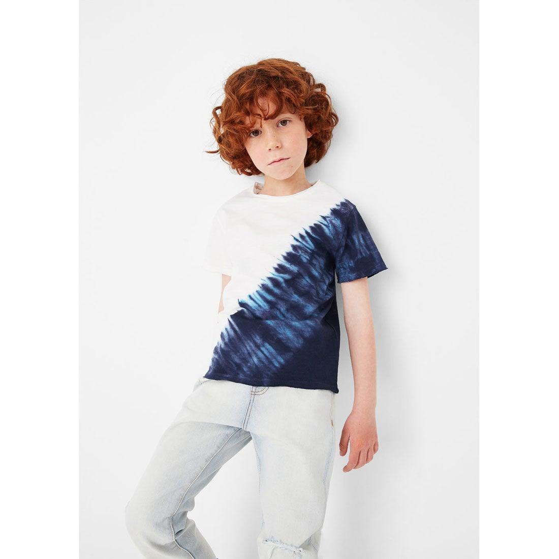 Tシャツ .-- DEEP (ホワイト)