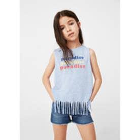 Tシャツ .-- INDIANA (ブルー)