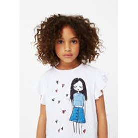 Tシャツ .-- DURANGO (ナチュラルホワイト)