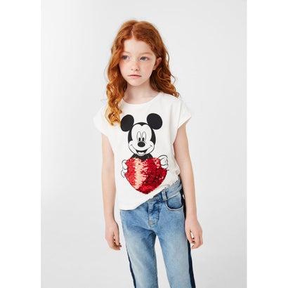 Tシャツ .-- ALEXIAC (ナチュラルホワイト)