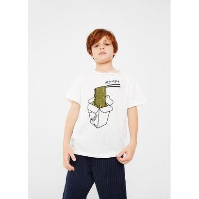 Tシャツ .-- GIZA (ホワイト)