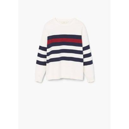 セーター .-- LINEA (ライトベージュ)