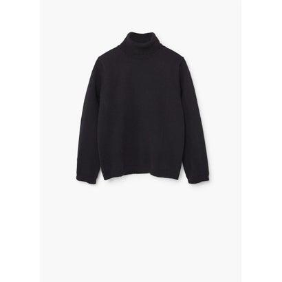 セーター .-- BELLA (ブラック)