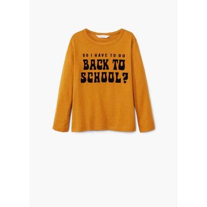 Tシャツ .-- PARTY (ミディアムイエロー)