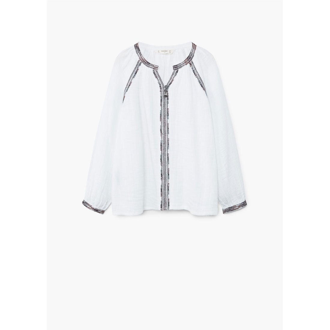 【SALE 30%OFF】シャツ .-- CHUNG (ナチュラルホワイト)