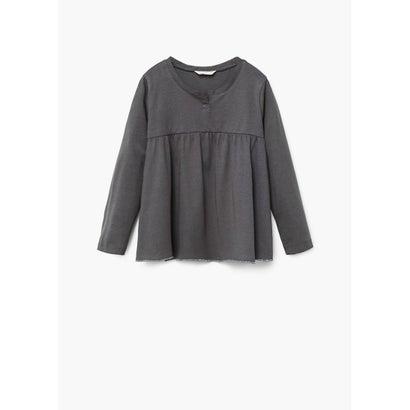 Tシャツ .-- ANA (チャコール)