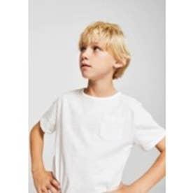 Tシャツ .-- BENJAMIN (ホワイト)