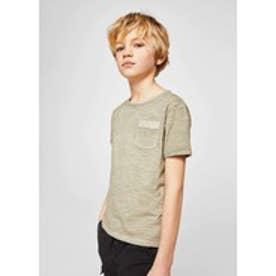 Tシャツ .-- BENJAMIN (ベージュ-カーキ)