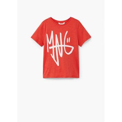 Tシャツ .-- MANGOC (レッド)