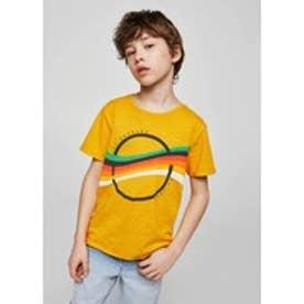 Tシャツ .-- TEO (ミディアムイエロー)