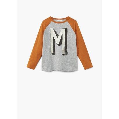 Tシャツ .-- MANGOL (ミディアムイエロー)