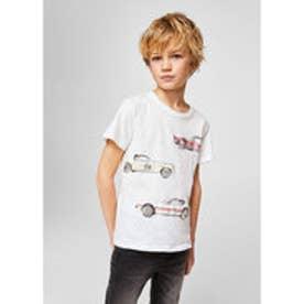 Tシャツ .-- EPETBOY (ホワイト)