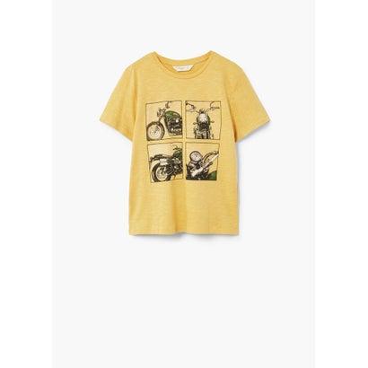 Tシャツ .-- EPETBOY (ミディアムイエロー)