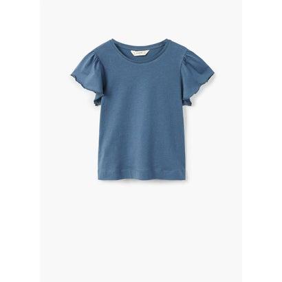 Tシャツ .-- SOFTBSC (ミディアムブルー)