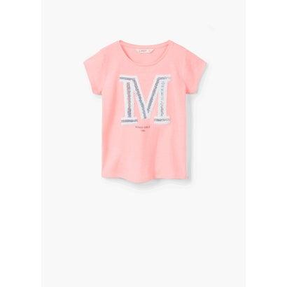 Tシャツ .-- MANGOS2 (ブライトピンク)