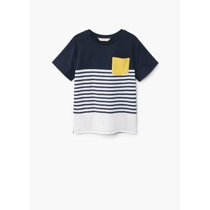 Tシャツ .-- MUNICH (ネイビーブルー)