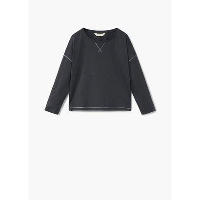 Tシャツ .-- VINILO (チャコール)